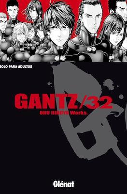 Gantz (Rústica con sobercubierta) #32
