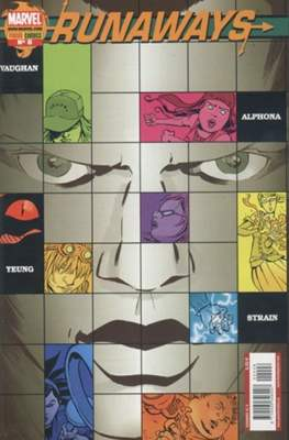 Runaways Vol. 2 (2007-2008) (Grapa 48 pp) #6