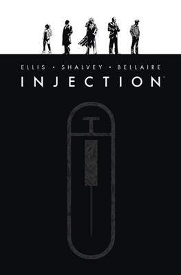Injection Deluxe Edition (Hardcover) #1