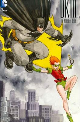 Dark Knight III: The Master Race (Variant Cover) (Comic Book) #1.02