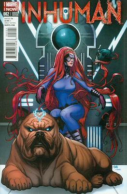 Inhuman (2014-2015 Variant Cover) (Comic Book) #2