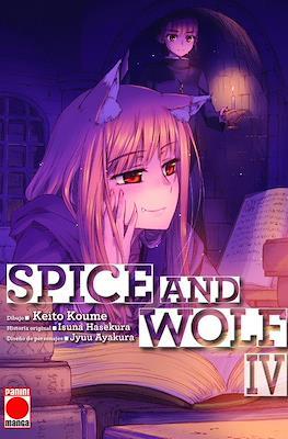 Spice and Wolf (Rústica con sobrecubierta) #4