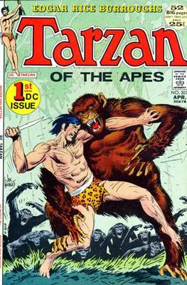 Tarzan (Comic-book) #207