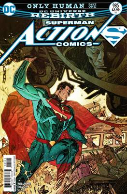 Action Comics Vol. 1 (1938-2011; 2016-) (Comic Book) #985