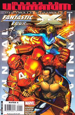 Ultimate Fantastic Four / Ultimate X-Men Annual