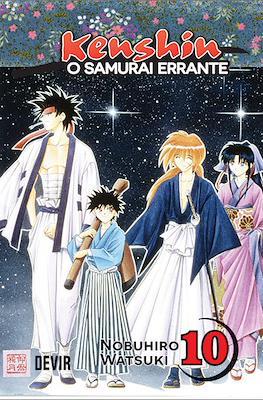 Kenshin, o Samurai Errante #10
