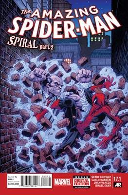 The Amazing Spider-Man Vol. 3 (2014-2015) (Comic Book) #17.1