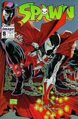 Spawn (Comic Book) #8