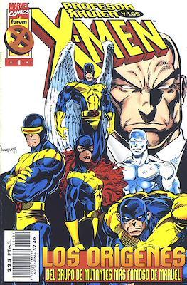 Profesor Xavier y los X-Men (Grapa. 17x26. 24 páginas. Color.) #1