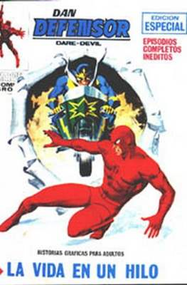 Dan Defensor Vol. 1 (1969-1974) (Rústica) #28