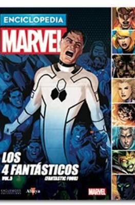 Enciclopedia Marvel (Cartoné) #38