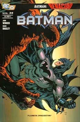 Batman (2007-2012) (Grapa. 48 pp) #34