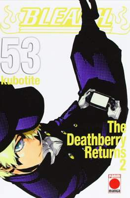 Bleach (Rústica con sobrecubierta) #53