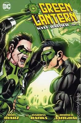 Green Lantern: Kyle Rayner (Softcover 368 pp) #2
