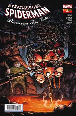 El Asombroso Spiderman: Renueva tus votos (Grapa) #4