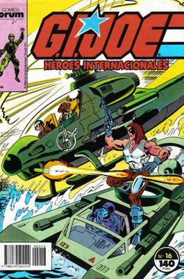 Comando G.I.Joe (Grapa. 19x27. 32 páginas. Color.) #16