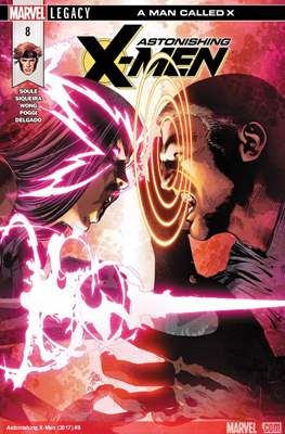 Astonishing X-Men Vol. 4 (2017-2018) #8
