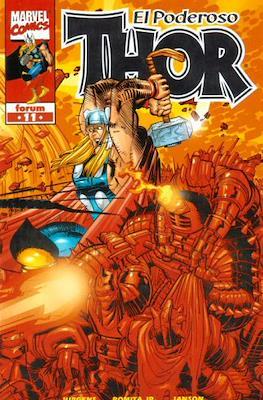 El Poderoso Thor (1999-2002) (Grapa 24 pp) #11