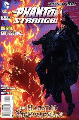 Trinity of Sin: The Phantom Stranger vol. 4 (2013-2014) (Grapa, 32 págs.) #3