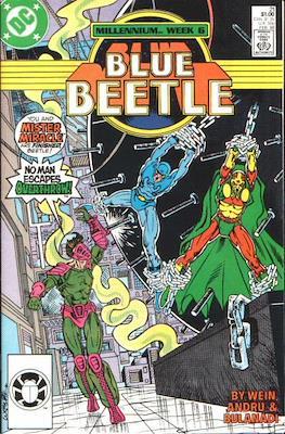 Blue Beetle Vol. 1 #21