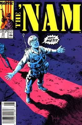 The 'Nam Vol 1 (Comic-book.) #33