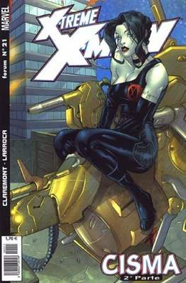 X-Treme X-Men (2002-2005) (Grapa) #21