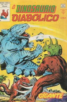 El Dinosaurio Diabólico #2