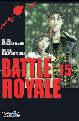 Battle Royale (Rustica con sobrecubierta) #15