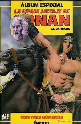 La Espada Salvaje de Conan - Álbum especial (Retapados) #17
