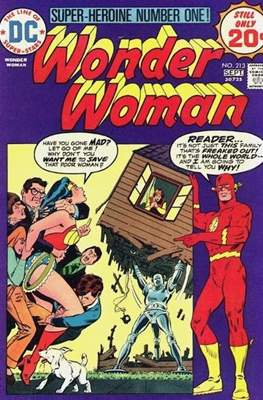 Wonder Woman Vol.1 (Comic Book) #213