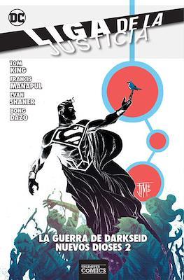 Liga de la Justicia: La Guerra de Darkseid (Rústica) #8