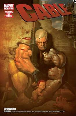 Cable Vol. 2 (2008-2010) #3