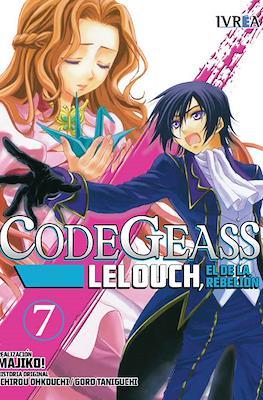Code Geass: Lelouch, El de la Rebelión (Rústica con sobrecubierta) #7