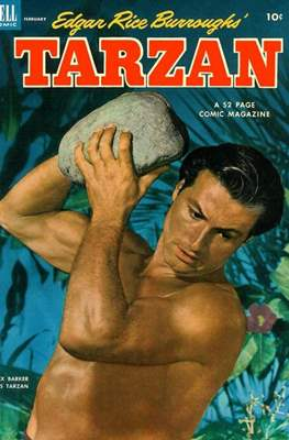 Tarzan (Comic-book) #41