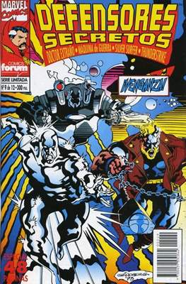 Defensores Secretos (1994-1995) #9