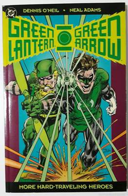 Green Lantern / Green Arrow Hard-Traveling Heroes (Softcover) #2