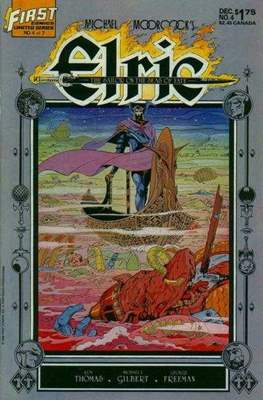 Elric: Sailor on the Seas of Fate (Comic Book) #4