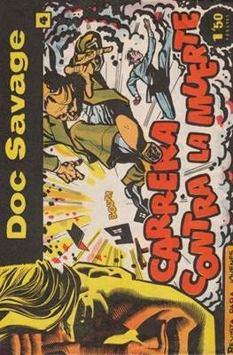 Doc Savage (Grapa (1961)) #4