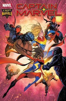 Captain Marvel Vol. 10 (2019-) #33