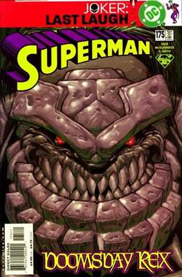 Superman Vol. 2 (1987-2006) (Comic Book) #175
