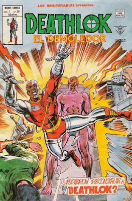 Los Insuperables presentan (1978-1980) (Grapa 36 pp) #30