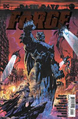 Dark Days: The Forge (Comic-book) #1