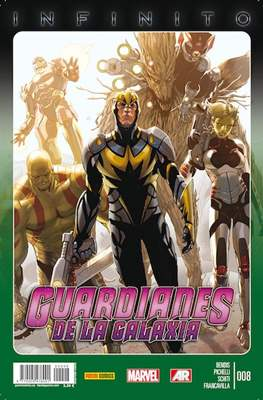 Guardianes de la Galaxia (2013-) (Grapa) #8