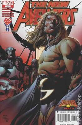 The New Avengers Vol. 1 (2005-2010) #9