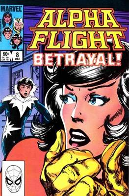 Alpha Flight Vol. 1 (1983-1994) #8