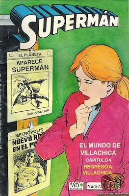 Supermán (1986-2001) #75