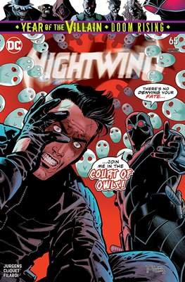 Nightwing Vol. 4 (2016-) (Comic-book) #65