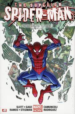 The Superior Spider-Man (Vol. 1 2013-2014) (Hardcover) #3