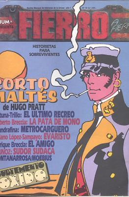Fierro (1984-1992) (Grapa) #10