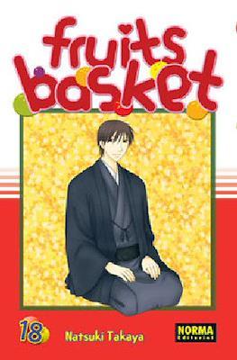 Fruits Basket (Rústica con sobrecubierta) #18